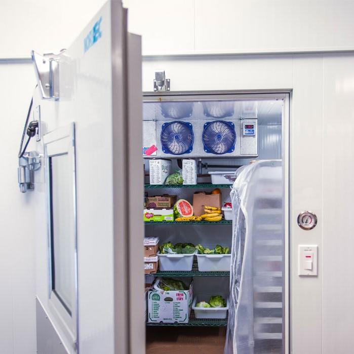 walk in cooler or walk in freezer